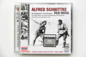 Film Music Edition , Vol 1 / Alfred Schnittke / SACD / Made in EU