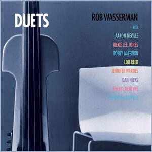 Rob Wasserman - Duets   --  Hybrid Stereo SACD Made in USA
