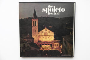 The Spoleto Festival - Artisti vari  --  Boxset 2 LP 33 giri - Made in USA