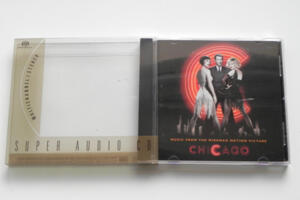 Chicago: Music from the Miramax Motion Picture  --  SACD  - Made in USA