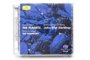 Holst: The Planets - Grainger: The Warriors / Philharmonia Orchestra - Gardiner  --    SACD Ibrido - Made in EU