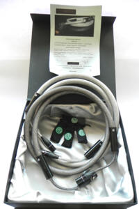 HiDiamond - Diamod3 XLR - Balanced cable - 2 meter - Top of the line - Second hand in perfect condition - Guaranteed