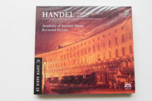 Handel: Concerti Grossi Op. 3 - Sonata a 5 / Academy of Ancient Music - R. Egarr  --   SACD Ibrido - Made in EU