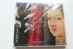 Song of Songs - Stile Antico  --   SACD Ibrido - Made in USA/EU