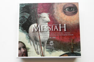Haendel: Messiah / Freiburger Barockorchester - R. Jacobs  --  Doppio SACD Ibrido - Made in EU