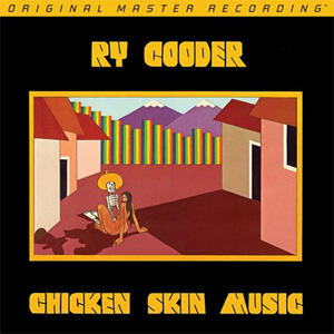 Ry Cooder - Chicken Skin Music   -- LP 33 giri 180 gr. Made in USA - Edizione Limitata e numerata