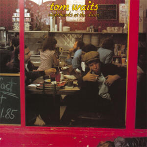 Tom Waits - Nighthawks At The Diner  --  Doppio LP 33 giri 180 gr. Made in USA