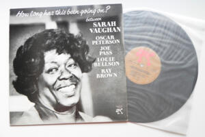 How long has this been going on? / Vaughan, Peterson, Pass, Bellson, Brown --   LP 33 giri - Made in Japan