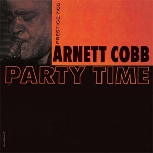 Arnett Cobb - Party Time  --  SACD Ibrido Stereo Made in USA