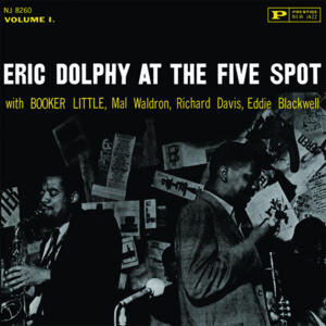 Eric Dolphy - Eric Dolphy At The Five Spot Volume 1  --  SACD Ibrido Stereo Made in USA