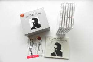 The Art of Ferruccio Tagliavini - Ferruccio Tagliavini --  6 CD Made in Japan - OBI