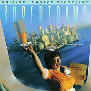 Supertramp - Breakfast in America  --  SACD Stereo Ibrido - Edizione limitata e numerata - Made in USA