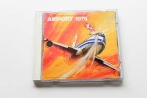 Airport 1975 (colonna sonora originale) - J. Cacavas --   CD Made in Japan