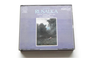 Dvorak:  Rusalka / Czech Philharmonic Orchestra - V. Neumann --   3 CD Made in Japan