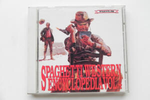 Spaghetti Western Encyclopedia Vol. 4  --  CD Made in Japan