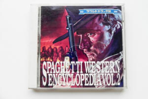 Spaghetti Western Encyclopedia Vol. 2  --  CD Made in Japan