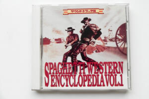 Spaghetti Western Encyclopedia Vol. 1  --  CD Made in Japan