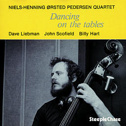 Dancing On The Tables / Niels-Henning Ørsted Pedersen Quartet  --  LP 33 giri 180 gr. Made in Germany - From two tracks original analog master tape