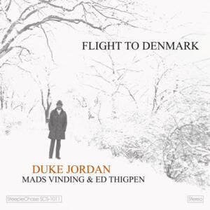 Duke Jordan – Flight To Denmark   --  LP 33 giri 180 gr. Made in Germany - From two tracks original analog master tape