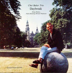 Chet Baker – Daybreak  --  LP 33 giri 180 gr. Made in Germany - From two tracks original analog master tape