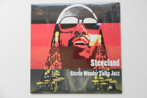 Steveland - Stevie Wonder Talks Jazz / Stevie Wonder  --  LP 33 giri  180 gr. - Made in EU - Edizione Limitata Numerata