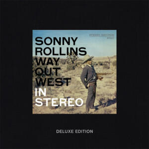 Sonny Rollins - Way Out West  --  Boxset 2 LP 33 giri 180 gr. Made in USA