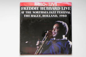 Freddie Hubbard Live at the Northsea Jazz Festival  The Hague, Holland, 1980 - Freddie Hubbard --  Doppio LP 33 giri  - Made in USA - Stampa del 1981 SIGILLATA