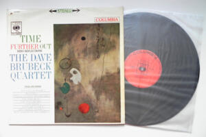 Time further out - Miro Reflections - The Dave Brubeck Quartet  --  LP 33 giri  Made in Japan