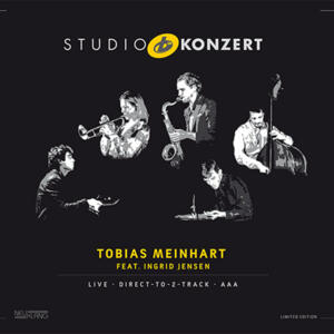 Tobias Meinhart ft. Ingrid Jensen  -  STUDIO KONZERT  --  LP 33 giri 180 gr. Made in Germany -  Edizione Limitata e numerata