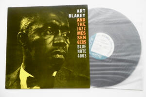 Art Blakey and the Jazz Messengers  -  Art Blakey and the Jazz Messengers  --  LP 33 giri - Made in Japan