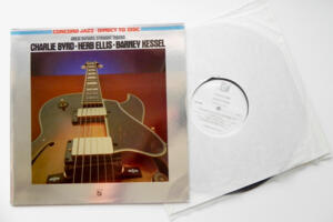 Great Guitars / Straight Tracks - Charlie Byrd - Herb Ellis - Barney Kessel  -- LP 33 giri - Made in USA