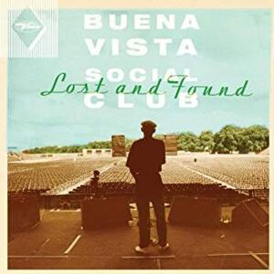 Lost and Found / Buena Vista Social Club  -- LP 33 giri - Made in EU