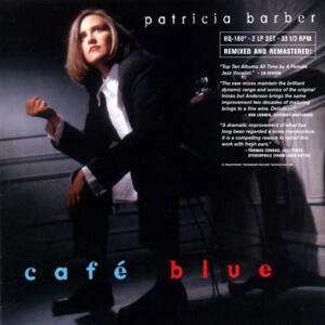Patricia Barber - Café Blue  --  Doppio LP 33 giri su vinile 180 gr. Made in USA