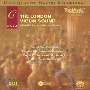 The London Violin Sound   --  Numbered, Limited Edition Hybrid Stereo SACD