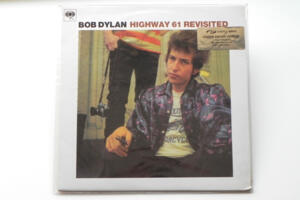 Bob Dylan - Highway 61 Revisited  --  LP 33 giri su vinile 180 grammi  - Made in UK