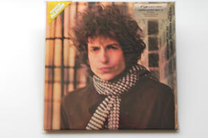 Bob Dylan - Blonde on Blonde  -- Doppio LP 33 giri su vinile 180 grammi  - Made in UK