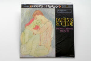 Ravel Daphnis & Chloe (complete) / Boston Symphony Orchestra - Munch --  LP 33 giri 180 gr. - Made in USA - SIGILLATO