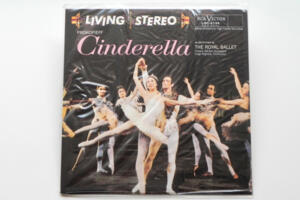 Prokofieff Cinderella / Covent Garden Orchestra conducted by Hugo Rignold  -- LP 33 giri 180 gr.  - Made in USA - SIGILLATO