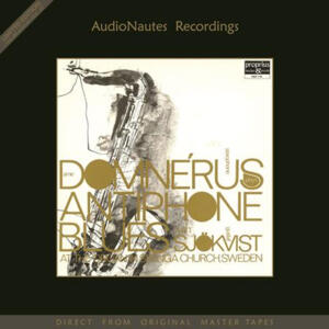 Arne Domnerus - Antiphone Blues  --  LP 33 giri 180 gr. in edizione limitata e numerata - Made in EU - ULTIME COPIE numerate con numeri seriali inferiori al 0048/1000 !