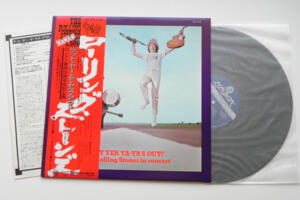 Get Yer Ya-Ya's Out! - The Rolling Stones in Concert  --  LP 33 giri - Made in Japan - OBI