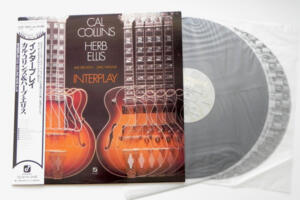 Interplay / Cal Collins - Herb Ellis - Ray Brown - Jake Hanna --  LP 33 giri Made in Japan OBI