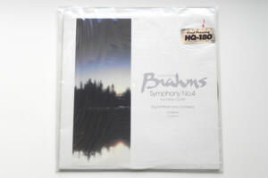 J. Brahms Symphony No. 4 / Royal Philharmonic Orchestra conducted by F. Reiner --  LP 33 giri 180  gr.  - Made in USA - SIGILLATO