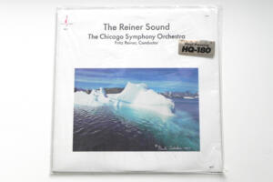 The Reiner Sound / The Chicago Symphony Orchestra conducted by F. Reiner --  LP 33 giri 180  gr.  - Made in USA - SIGILLATO