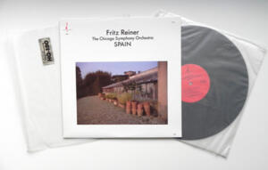 Spain / The Chicago Symphony Orchestra conducted by Fritz Reiner --  LP 33 giri 180  gr.  - Made in USA