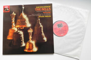 Rachmaninov - The Bells / London Symphony Orchestra conducted by Previn  & London Symphony Chorus  --  LP 33 giri 180 gr. - Made in Europe - Edizione Limitata Numerata