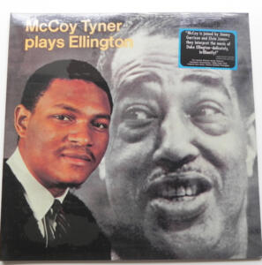 McCoy Tyner Plays Ellington / McCoy Tyner  -- LP 33 rpm  180 gr. - Made in USA - SEALED