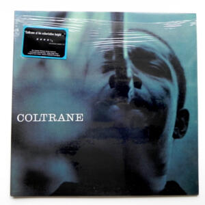 Coltrane / John Coltrane  --  LP 33 rpm  180 gr. - Made in USA - SEALED