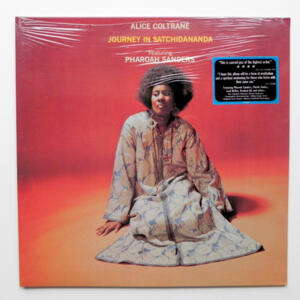 Journey in Satchidananda / Alice Coltrane  --  LP 33 giri 180 gr. - Made in USA - SIGILLATO