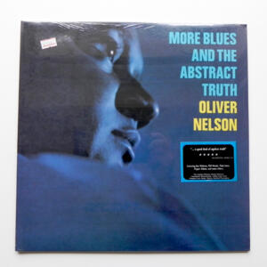 More Blues and the Abstract Truth / Oliver Nelson  --  LP 33 rpm  180 gr. - Made in USA - SEALED