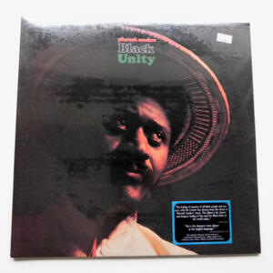 Black Unity / Pharoah Sanders  --  LP 33 rpm  180 gr. - Made in USA - SEALED